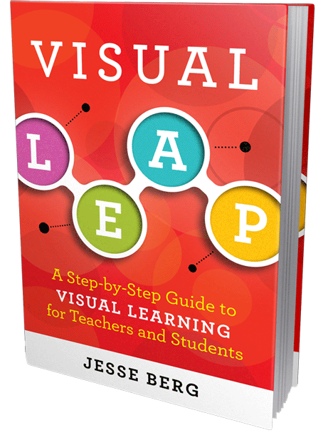 Visual Leap Book Cover